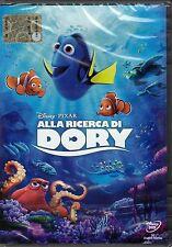 Dvd Disney **ALLA RICERCA DI DORY** nuovo 2016
