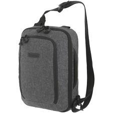 Maxpedition Entity 10L Tech Schoudertas Groot CCW Laptop Schouder Riem Charcoal