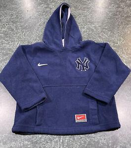 Nike New York Yankees Fleece Jacket Toddler Size 4T