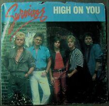 Survivor--High On You; Everlasting (45RPM LP)