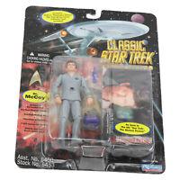Star Trek Classic Movie Series Dr. Leonard McCoy figure - worn packaging