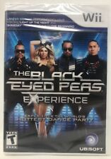 The Black Eyed Peas Experience Ubisoft Wii Game