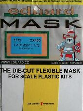Eduard 1/72 CX400 Canopy Mask for the Academy F-15C Eagle MSIP II kit