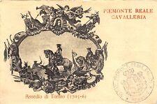 1588) PIEMONTE REALE CAVALLERIA, ASSEDIO DI TORINO.