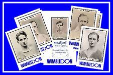 WIMBLEDON - RETRO 1920's STYLE - NEW COLLECTORS POSTCARD SET