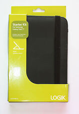 """Logik Starter Kit per samgung galaxy tab2 7"""" - NERO-NUOVO"""