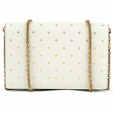 New Christian Dior Stars Wallet on Chain Clutch Shoulder Bag