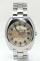 Orologio Lorenz edox bluebird automatic watch eta 2789 clock 70's mens' montre