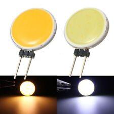 G4 COB AC/DC 12V 7W LED Bulb Crystal Lamp Spot Light Panel White/Warm White