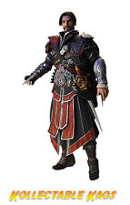 "Assassin's Creed Brotherhood - Ezio Ebony Assassin Unhooded 7"" Action Figure"