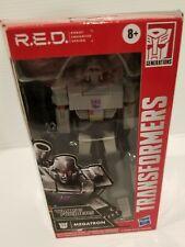 Transformers R.E.D. Series Megatron New Sealed Walmart Exclusive