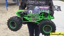 remote control GRAVE DIGGER GIANT ( 4wheel drive ) MONSTER JAM