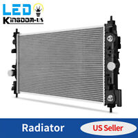 Radiator For 2010 2012 2013 2014 2015 2016 Chevy Cruze LS LT 1.8L w/Oil Cooler