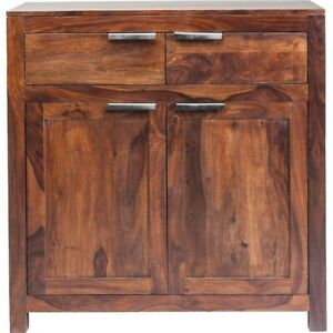 Boston Contemporary Solid Wood Drawer Brown (MADE TO ORDER)