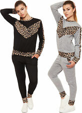 Polyester Animal Print Crew Neck Tops & Shirts for Women