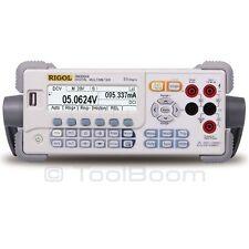 RIGOL DM3058E Bench Type Digital Multimeter (True RMS, 5 ½ digit, USB/RS-232)