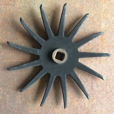 New Idea Corn Picker Genuine Cast Center 305267 15 Used Finger Wheel