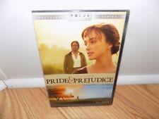 Pride and Prejudice (DVD, 2006, Full Screen) BRAND NEW, SEALED