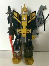 Transformers G1 BRUTICUS BLAST BRAWL VORTEX SWINDLE Original Japan 1986 Robot