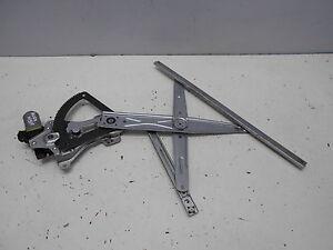 CHEVROLET AVEO 2008-11 NEARSIDE FRONT WINDOW MOTOR & REGULATOR (3 DOOR) #8345