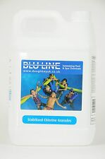 1kg Chlorine Granules Swimming Pool & Spa Chemicals