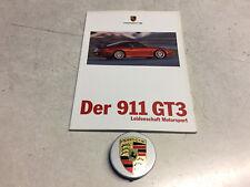 Porsche Buch Der 911 GT3 Porsche 911 996 GT3 Katalog