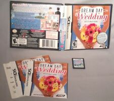 GAME NINTENDO DS Dream Day Wedding Destinations DSi NDS lite dsixl xl 3 D 3D 3DS
