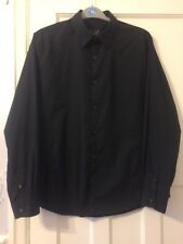 River Island Long Sleeved Shirt Size L Would Fit Chest 42 Inches