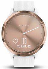 GARMIN Vivomove Uhr HR Fitnesstracker Herzfrequenz Smartwatch 42MM 010-01850-02