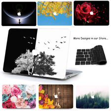 Nature View Printing Laptop Case Floral Macbook Pro Retina Cover Macbook Air Mac