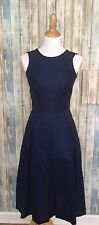 NWT JCREW Pleated High Waisted Skirt 2 Haven Blue (Skirt only;top sold separate)