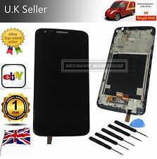 LCD Display Touch Screen Digitizer For LG G2 D802 With Frame Black Replacement