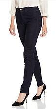 Trussardi Jeans women's blue skinny jeans size 26 - dotted fabric pattern