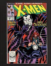 Uncanny X-Men #239 Marvel Claremont 1st cover Mr. Sinister Goblin Queen -(NM)