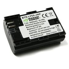 Wasabi Power Battery for Canon LP-E6, LP-E6N, LP-E6NH