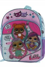 LOL SURPRISE Doll Backpack GLITTERY School 16 INCH ~ NEW 2018