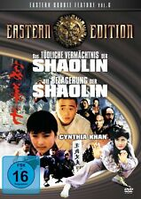 Das tödliche Vermächtnis... / Die Belagerung der Shaolin  DVD/NEU/OVP