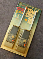 Pair Vintage General Electric Star Code 10 49 MHz Walkie Talkie 3-5955 Set Old