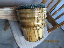 wood Falconry perches, Falcon blocks