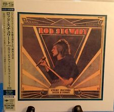 ROD STEWART EVERY PICTURE TELLS A STORY JAPAN SHM MINI LP SACD NEW