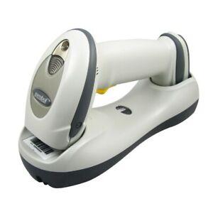 Symbol LS4278 Cordless Wireless Bluetooth Barcode Scanner PN LS4278-SR2000 Beige