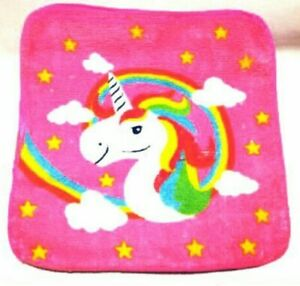 Party : Unicorn Face Towel 24 pc