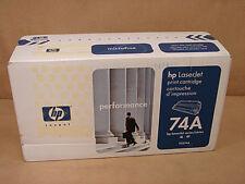 HP 92274A LaserJet Toner Cartridge 74A - Original New Sealed Box