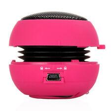 Mini Portable Hamburger Speaker For Smartphones Tablet Laptop PC MP3 Phone