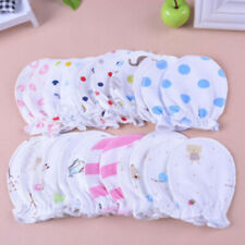 6PCS Baby Infant Anti scratch Cotton Mittens Gloves Handguard 0 6 ime66 .mo0