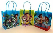Toy Story Buzz Lightyear Woody Birthday Party Favor Goodie Gift candy Bags 12x