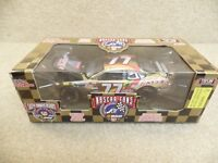 1998 Racing Champions 1:24 Gold NASCAR Robert Pressley Jasper Ford Taurus HO #77