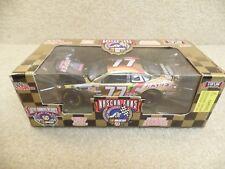 1998 Racing Champions 1:24 Gold Nascar Robert Pressley Jasper Ford Taurus Ho #77