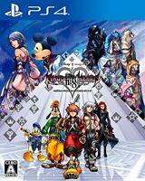 Kingdom Hearts HD 2.8 Final Chapter Prologue PlayStation4 Japan Version