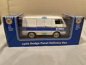 The Maytag Store 1966 Dodge Panel Delivery Van Bank 1:25 Scale Die Cast NIB